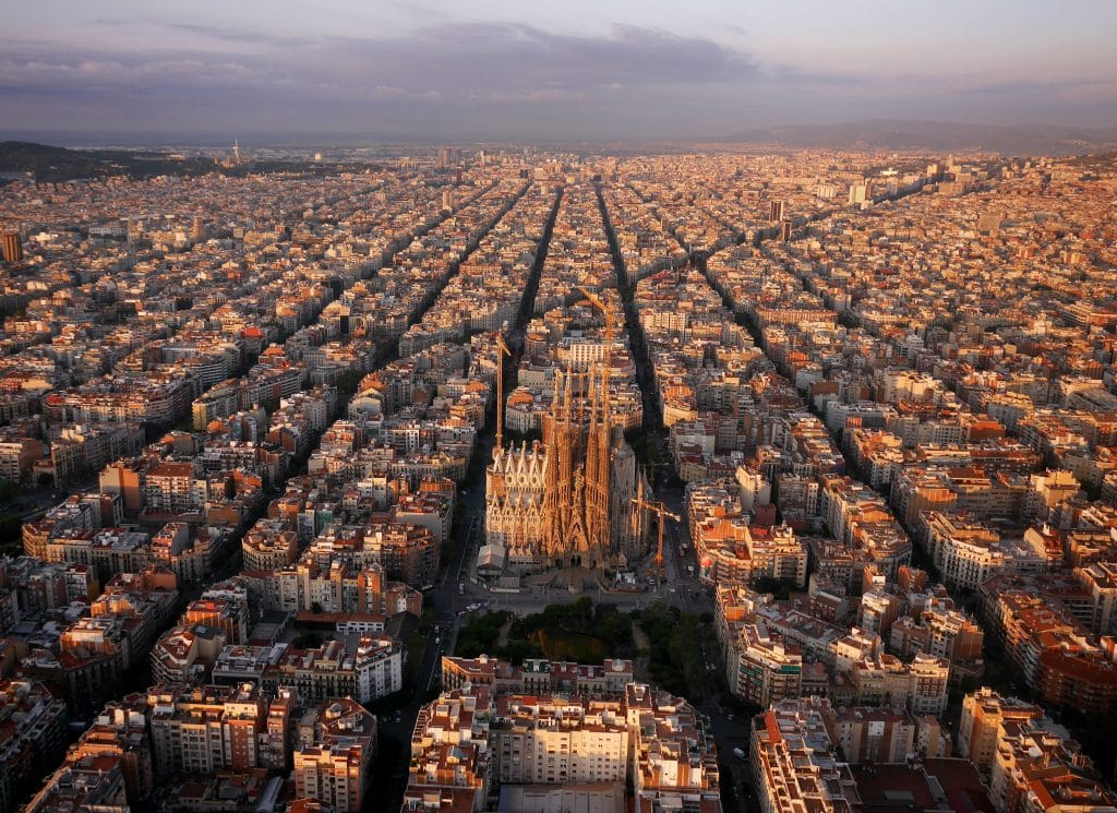 Encontrar abogados cerca del centro de Barcelona