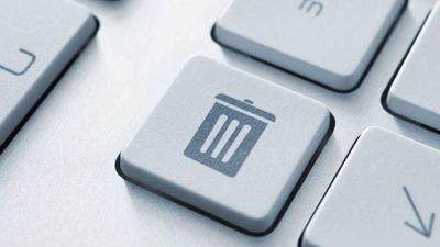 Rastrea archivos eliminados u ocultos