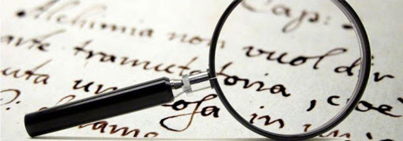 Como contratar un perito calígrafo