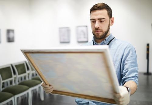 perito tasador de arte e informe pericial