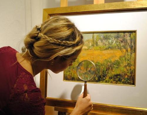 tasación de obras de arte y antiguedades